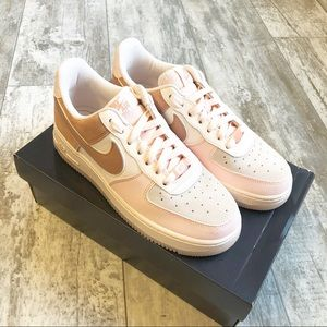 Air Force 1 '07 Low Premium 'Washed Coral' NWT